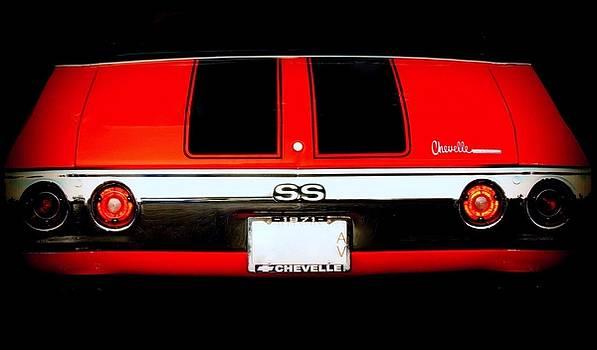 Rosanne Jordan - 1971 Chevelle SS