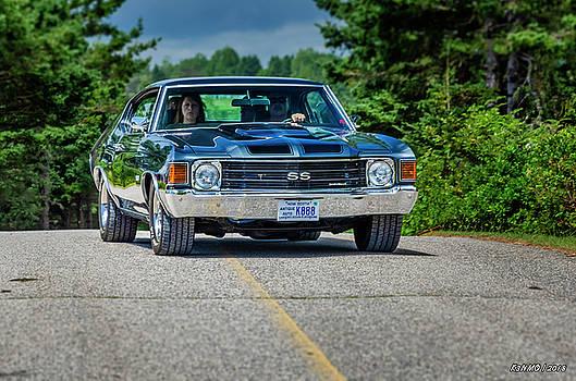 1972 Chevelle SS by Ken Morris