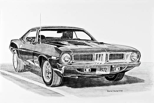 1972 Plymouth Barracuda by Daniel Storm