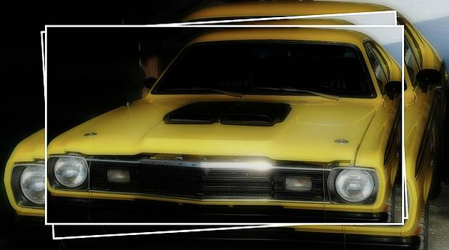 1973 Plymouth Duster by Sherman Perry