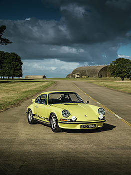 1973 Porsche 2.7 RS by George Williams