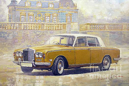 1973 Rolls-Royce Silver Shadow by Yuriy Shevchuk