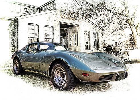 Susan Rissi Tregoning - 1976 Corvette Stingray