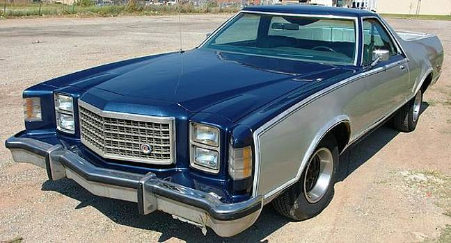 1979 Ford Ranchero by Randy Sherman