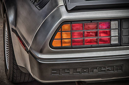 James Woody - 1981 DeLorean