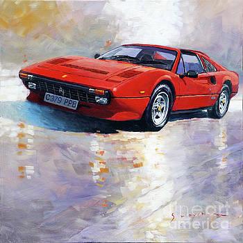 1982-1985 Ferrari 308 GTS by Yuriy Shevchuk