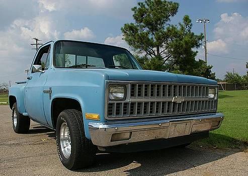 1982 Chevrolet C10 Pickup by Randy Sherman