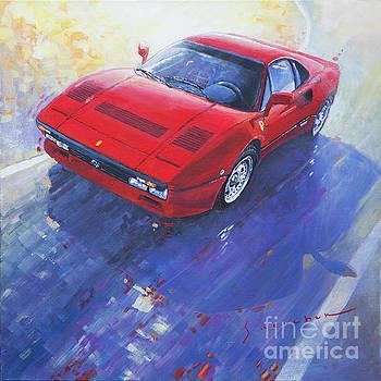 1984 Ferrari 288 GTO by Yuriy Shevchuk