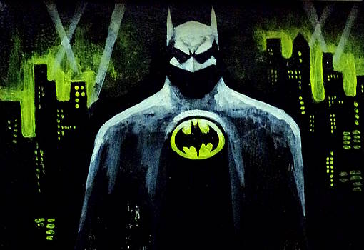1989 Batman by Salman Ravish