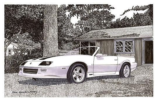 Jack Pumphrey - 1989 Camaro R S Convertible