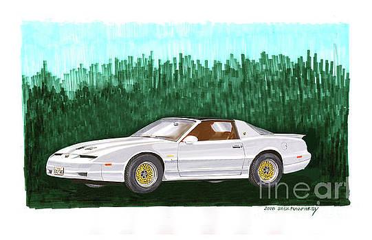 Jack Pumphrey - 1989 Pontiac Trans Am Firebird