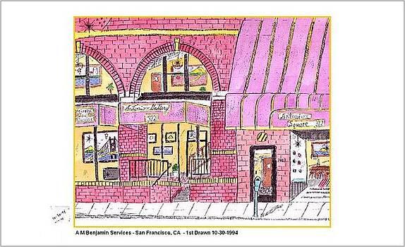 1994 Jefferson St Gallery by Anthony Benjamin