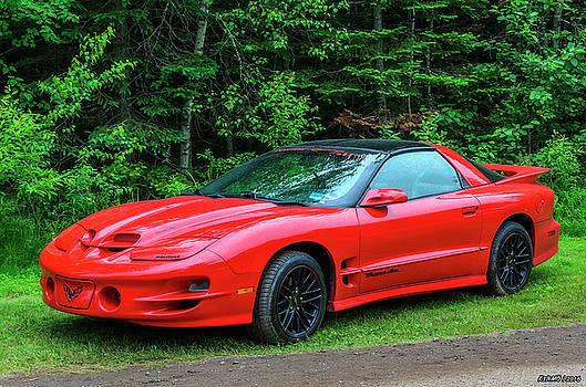1998 Pontiac Firebird Trans Am by Ken Morris
