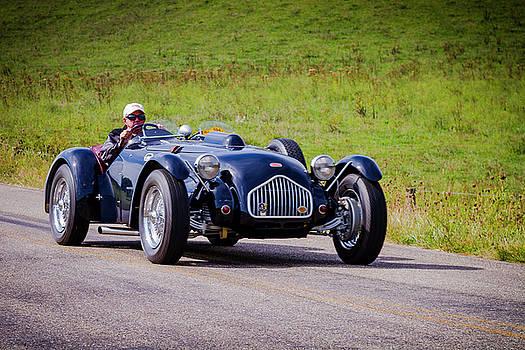 Jack R Perry - 1950 Allard J2 roadster