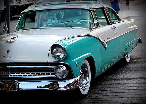 Rosanne Jordan - 1955 Ford Fairlane