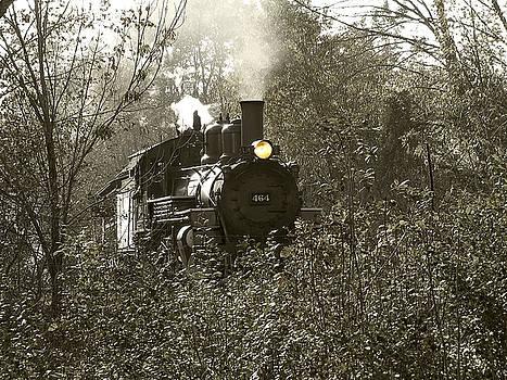 Scott Hovind - 2-8-2 Steam Locomotive