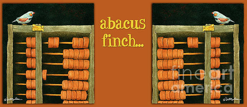 Will Bullas - abacus finch...