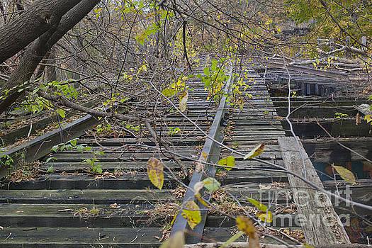 Jonathan Welch - Abandoned Railroad