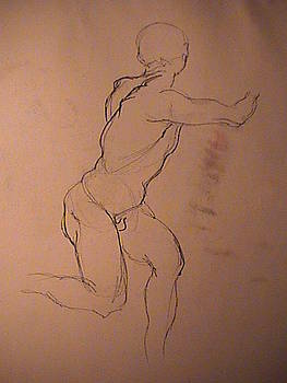 After Michelangelo by Kerry Burch