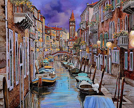 Quasi L'alba by Guido Borelli