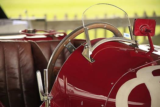Alfa Romeo RLS by Robert Phelan