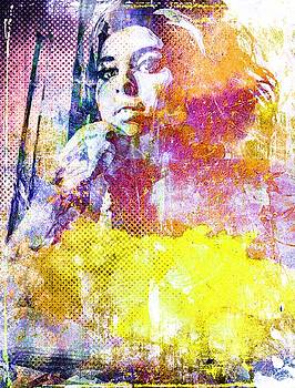Amy Winehouse by Svelby Art