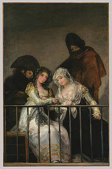 Attributed to Goya by MotionAge Designs