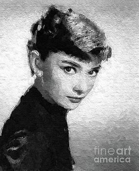 Sarah Kirk - Audrey Hepburn, Vintage Actress
