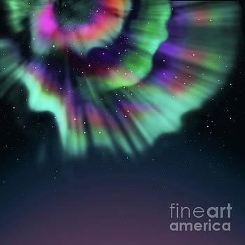 Aurora  by Atiketta Sangasaeng