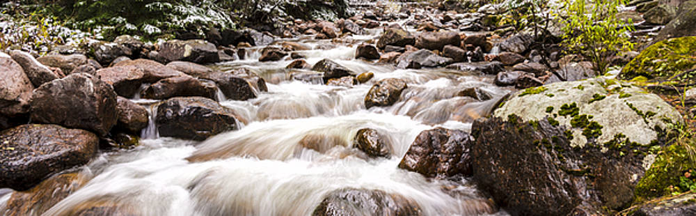 Brian Harig - Autumn At Gore Creek - Vail Colorado