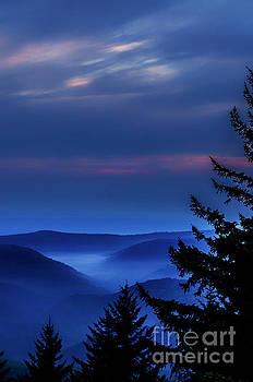 Autumn Equinox Dawn by Thomas R Fletcher