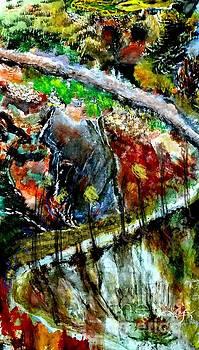 Away   by Subrata Bose