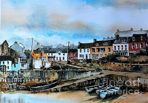 Val Byrne - Baltimore Harbour West Cork