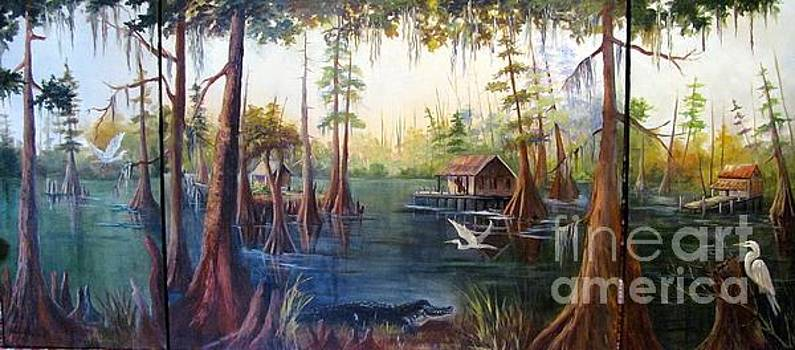 Barbara's Bayou by Barbara Haviland