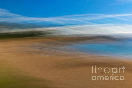Beach Art by Byron Fair