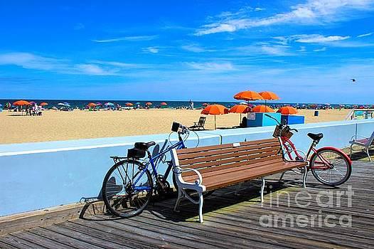 Paulette Thomas - Beach Bikes