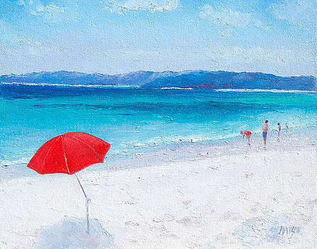 Jan Matson - Beach Paddling