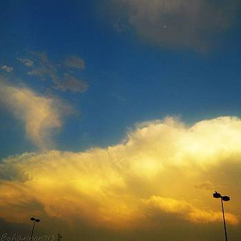 Beautiful Texas Sky! by Percy Bohannon