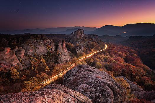 Belogradchik rocks by Evgeni Ivanov