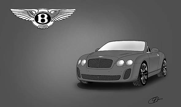 Bentley by Khajohnpan Sauychalad