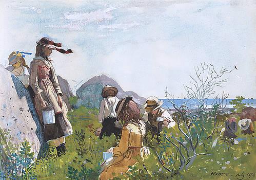 Winslow Homer - Berry Pickers