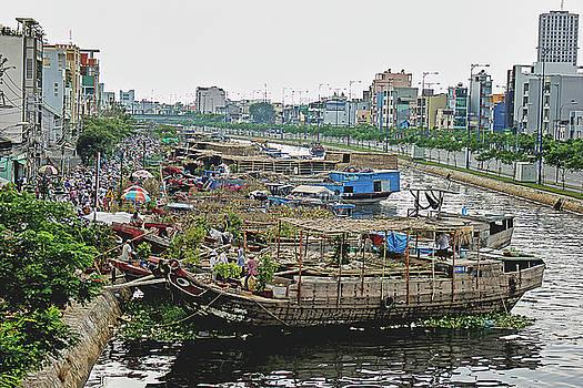Binh Dong market by Tran Minh Quan