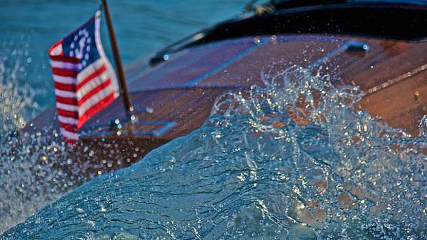 Steven Lapkin - Boat Wake