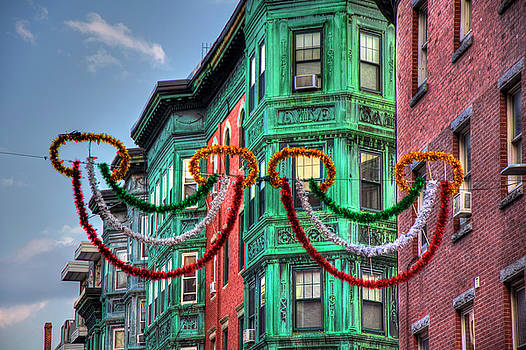 Boston North End Italian Festival by Joann Vitali