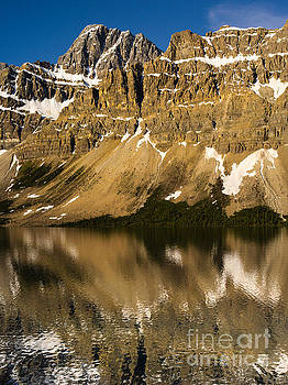 Bow Lake by Tracy Knauer