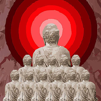 Buddha by Sneha Waghmare