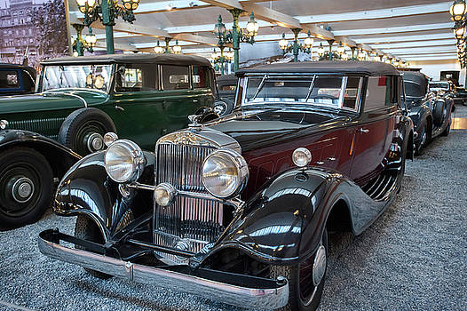 Bugatti Royale Coupe Napoleon Collection by Eric Bauer