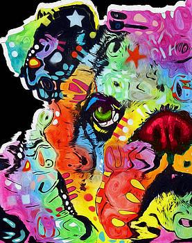 2, Bulldog by Nixo by Nicholas Nixo