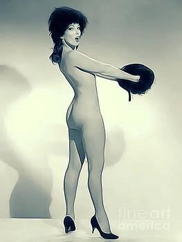 Burlesque Queen by Mary Bassett