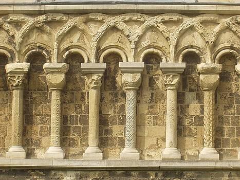 Canterbury Cathedral England by Inga Menn
